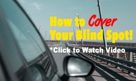 How to Cover Your Blind Spot
