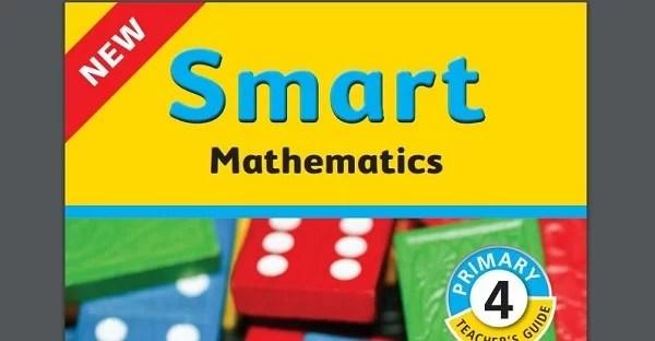 NEW Smart Mathematics Primary 4 Teacher's Guide