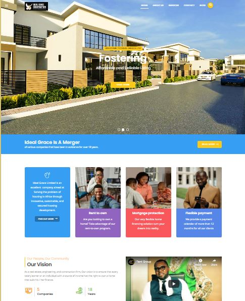 Idealgrace.com.ng