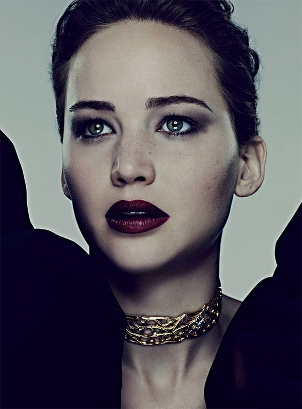 Style Tip: Adir Abergel, hairstylist behind this Jennifer Lawrence look, advises to use volumizer no matter what the hairstyle.
