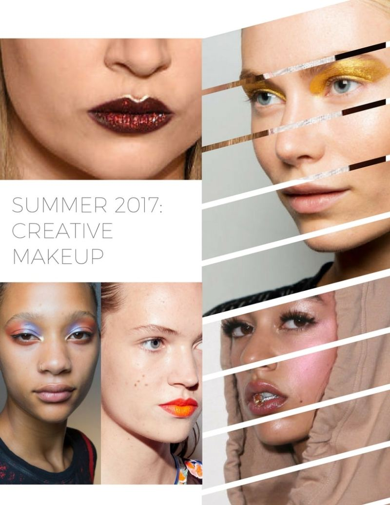 Summer 2017 Creative Makeup