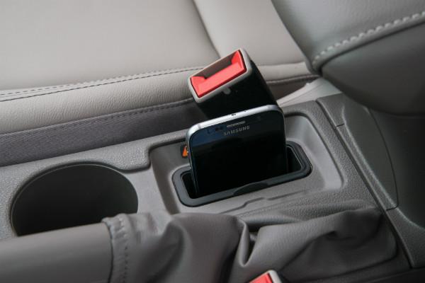Carregador Wireless opcional na versão LTZ