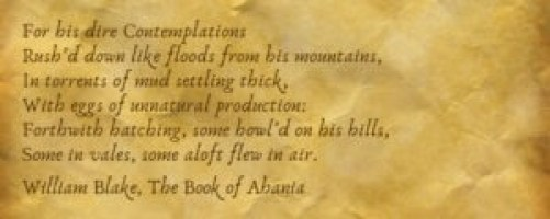 The Book of Ahania