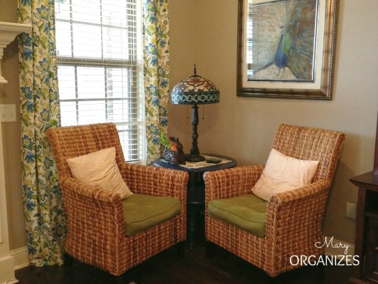 Mary Organizes Home Tour - Living Room (2)