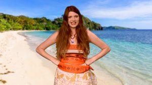 The Island Princess - personalised princess video message