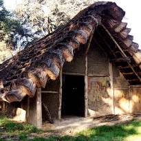 maison danubienne Muides