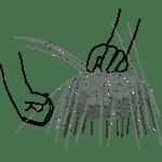 Fabrication d'un panier