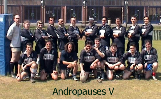 Andropauses V