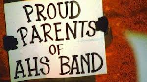 Proud Parents Sign