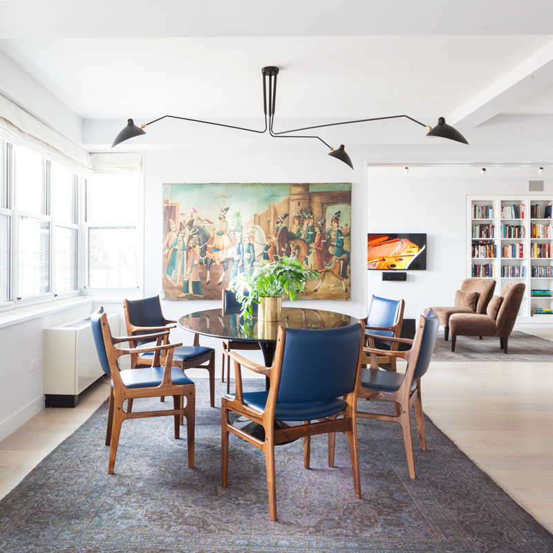 Fifth Avenue Apartment Combination