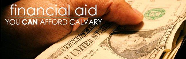 Calvary University Financial Aid