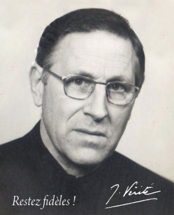 Abbé Joseph Vérité, 1979