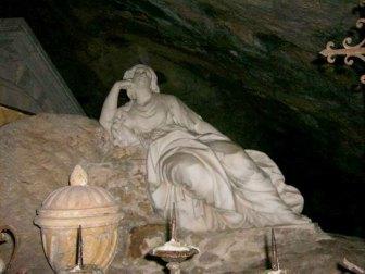 Statue de Marie-Madeleine, Sainte-Baume