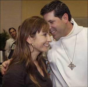 Alberto Cutie et son épouse Ruhama