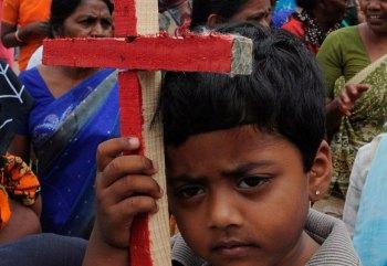 Chretiens et Hindous