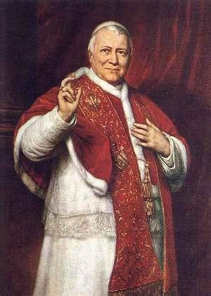 Pie IX, le pape de l'infaillibilité