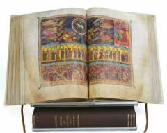 Commentaire de l'Apocalypse de de Saint Jean, Beato de Liebana, mort en 798