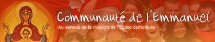 Communauté charismatique de l'Emmanuel