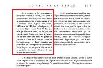 Le Sel de la terre numéro 1 (été 1992), page 116