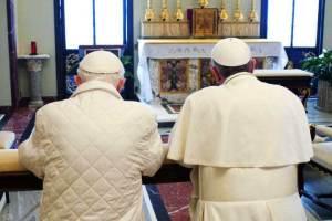 La bête à deux têtes : La secte conciliaire !