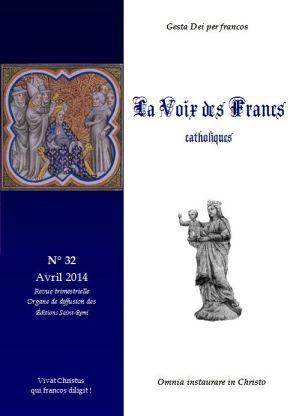 La Voix des Francs Catholiques N° 32