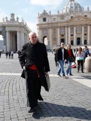 """Le """"cardinal"""" Jorge Bergoglio"""