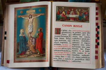 Canon Missae - © Yves Weinachter