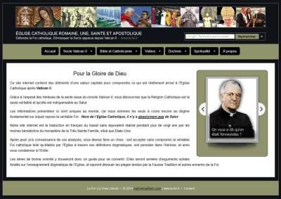 """Le site """"la foi.fr"""" est nocif pour votre foi !"""