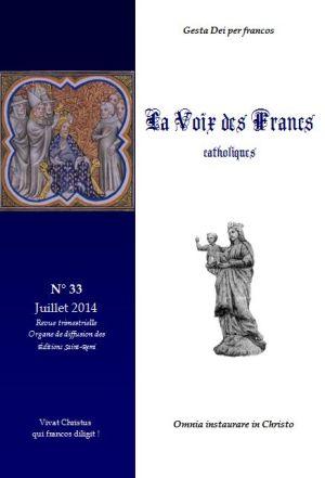 La Voix des Francs N° 33