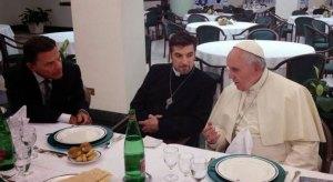 Tony Palmer et Bergoglio