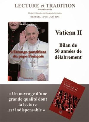 Lecture et Tradition N°38