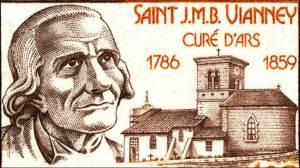 Saint Jean-Marie Vianney, dit le Curé d'Ars