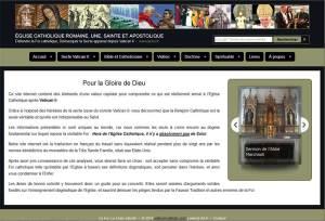 """Le site : """"la-foi.fr"""""""