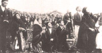 Danse du Soleil - Fatima 13 oct 1917