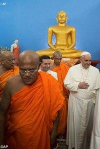 François chez les bouddhistes