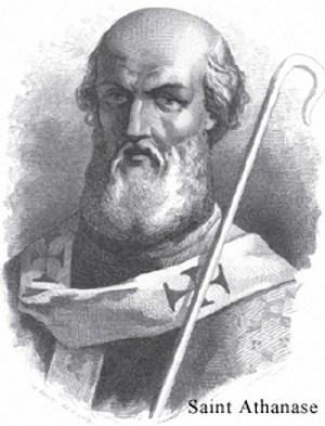 Saint Athanase, Patriarche d'Alexandrie