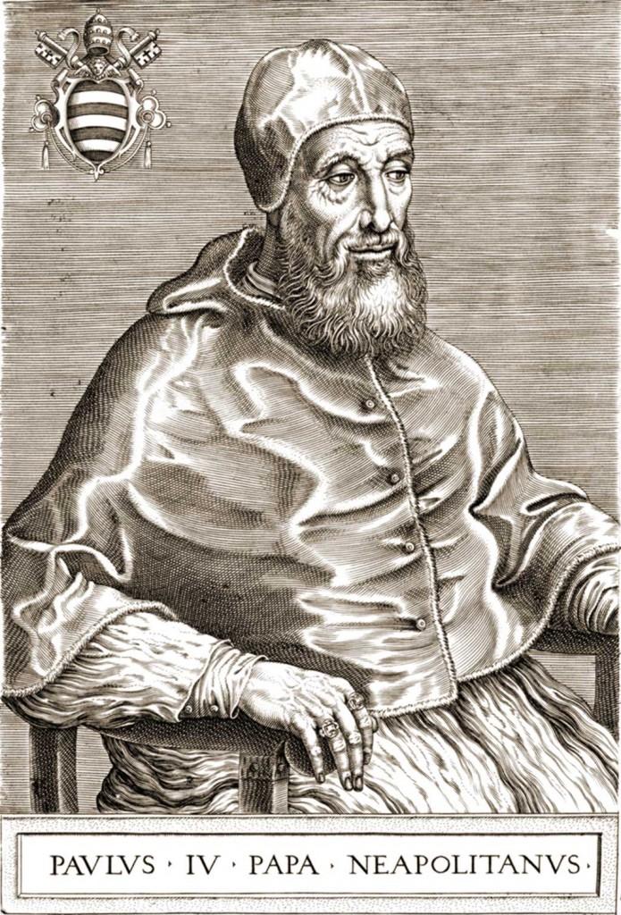 Su Santidad el Papa Pablo IV