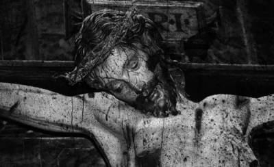 Le Christ en Croix
