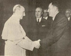 Paul VI et Gromyko