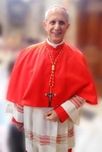 Monsieur Mario Aurelio Poli de Buenos Aires (un laïc conciliaire déguisé en Cardinal)