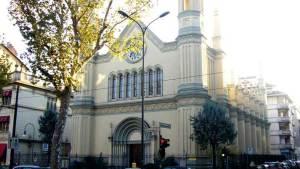 Temple de la secte Vaudoise de Turin