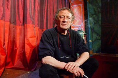 Attilio Maggiulli le directeur du théatre de la Comedie Italienne à Paris