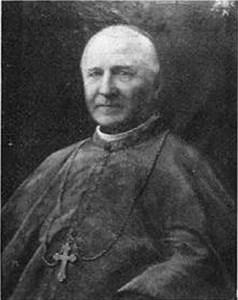 Le cardinal Mieczysław Ledóchowski