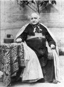 Mgr Sauveur-Louis Zola, Évêque de Lecce