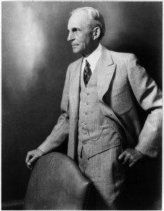 Henry Ford en 1934