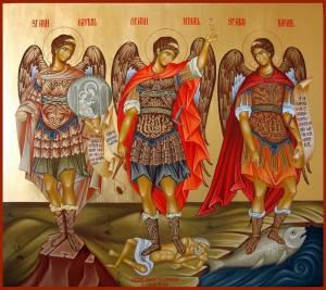 Neuf Chœurs des Armées Célestes