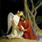 L'Ange du Martyr qui réconforta Jésus