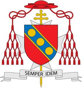 Blason du cardinal Alfredo Ottaviani