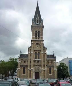 Église Saint-Bruno - Grenoble