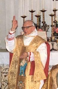 Mgr Michel-Louis Guérard des Lauriers